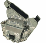 UTG Multi-Functional Tactical Messenger Bag, Army Digital