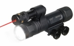 UTG P38 Tactical Red Laser/Flashlight Combo