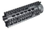 "UTG PRO M4/AR15 Carbine 7"" Free Float Quad Rail System"