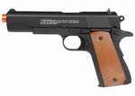 UTG Sport U988 1911 Spring Airsoft Metal Pistol by UTG, REFURBISHED