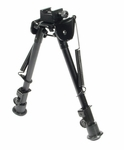 UTG Tactical OP-2 Metal Bipod, Adjustable Height