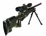 UTG Type 96 Shadow Ops Airsoft Sniper Rifle Kit, OD Green