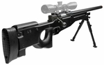 UTG Type 96 Black Airsoft Rifle Shadow OPS