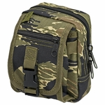 V-TAC Multi Pouch - Tiger Stripe