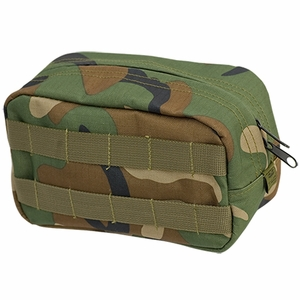 V-TAC Zipper Pouch - Woodland