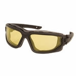 V-TAC Zulu Airsoft Goggles, Yellow Lens
