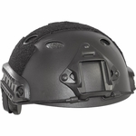 Valken Tactical Airsoft ATH PJ Tactical Helmet, Black