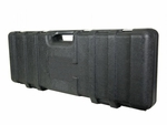 Vega Force Company Stackable Foam Interior Hard Case - Black