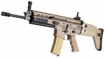 VFC FN SCAR-L MK16 Electric Airsoft Rifle AEG, Tan