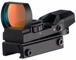 Walther Multi-Reticle Sight (MRS), 7 Brightness Levels, 4 Reticles, Weaver Mount