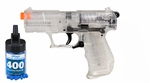 Walther P22 Special Operations Clear Airsoft Pistol