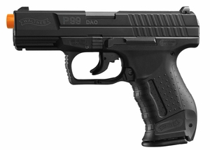 Walther P99 Blowback CO2 Airsoft Pistol, Metal Slide