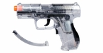 Walther P99 Clear Airsoft Electric Pistol by Walther