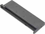 WE 1911 Gas Magazine, 15 Rounds, Flat Base