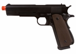WE 1911 Hi-Capa Full Metal Gas Blowback Airsoft Gun, Threaded Barrel