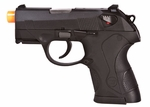 WE Bulldog Black Metal GBB Compact Airsoft Pistol