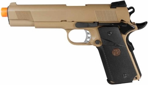 WE Full Metal 1911 MEU Desert without Rail