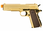 WE Gold 1911 Full Metal Gas Blowback Airsoft Gun