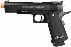 WE Hi-Capa 5.1 R Full Metal Airsoft Gas Pistol