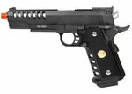 WE Hi-Capa 5.1K1 Full Metal Airsoft Gas Pistol with Skeleton Grip
