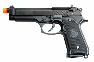 WE M9 Military Spec GBB Airsoft Pistol