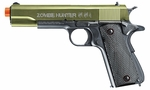 Zombie Hunter 1911 Spring Pistol - REFURBISHED