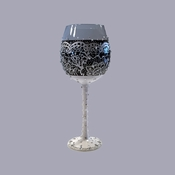 Bling Bride Super Bling Wine Glass by Lolita�