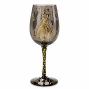 Glamour Girl Wine Glass by Lolita�