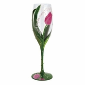 Thank You for Everything Mom Bellini Glass by Lolita�