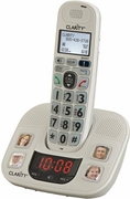 Clarity D724 Amplified Cordless Telephone w/ Speakerphone & Photo Dialing