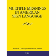 Multiple Meanings in American Sign Language