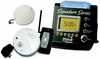 Silent Call Carbon Monoxide Detector with Bed Shaker