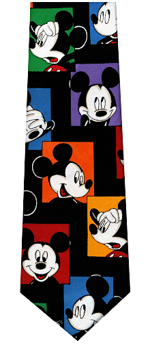 Mickey Mouse Necktie