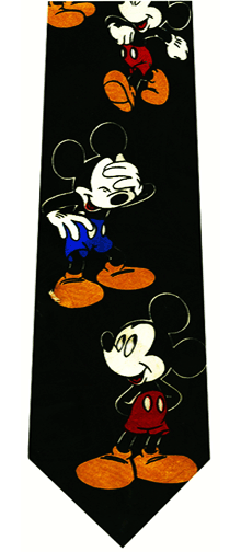 Mickey Mouse Ties