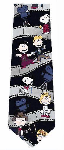 Peanuts Movie Set Silk Tie