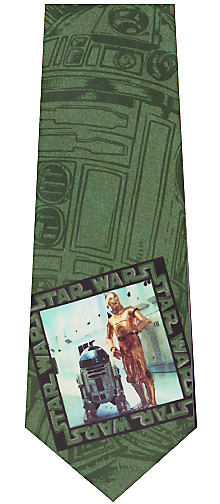 Star Wars Necktie