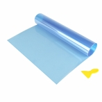 12 x 48 Light Blue Tint Vinyl Sheet