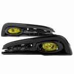 Amber Fog Lights Kit + Switch & Wiring