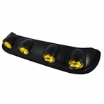 Amber Universal Roof Top Fog Lights
