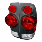 Black 3D Altezza Tail Lights