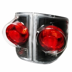 Black 3D Tail Lights