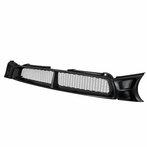 Black ABS Lower Front Mesh Grille