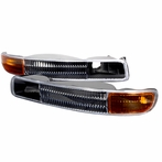 Black / Amber Bumper Lights