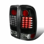 Black Housing LED Tail Lights
