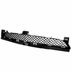 Black Lower Mesh Grille
