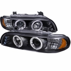 Black Projector Headlights