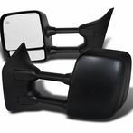 Black Towing Mirrors (Power)