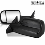 Black Towing Mirrors (Powered + Heat Function)