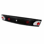 Black Trunk Tail Lights