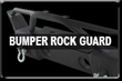 Bumper Rock Guard